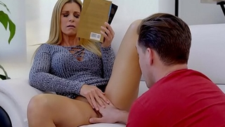 Cheating Wife India Summer Plays Connected with StepSons Strapping Cock! S7:E10