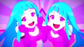 GamerORGASM.com â–¶ Dancing Girl Anime Lust Mi-Mi-Mi