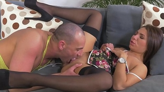 Karups - Kandy Kors Fucks The Naked Chef