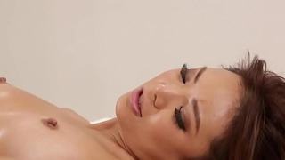 Lesbian masseuse rimming added to pussylicking