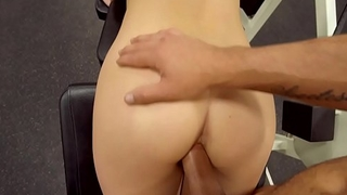Jill Kassidy Fucks Hard At The Gym