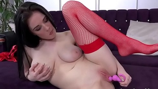 Wetandpuffy - Shy Until The Toys Come In foreign lands - Cerise Pussy