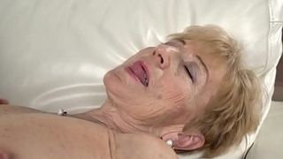 Naughty granny still loves hard dick - Malya and Mugur