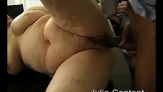She fucks her boss with the big cock