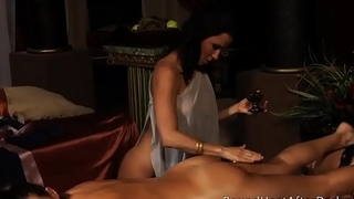 The Roman Dreams: Lesbian Mistress Enjoys In Downcast Massage